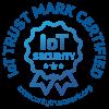 IoT Security Trust Mark label
